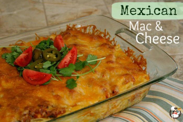 Mexican Mac & Cheese