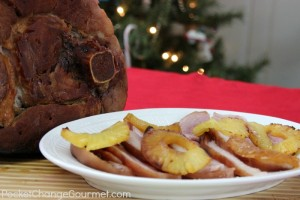 Brown Sugar Glazed Ham – 25 Days of Holiday Recipes
