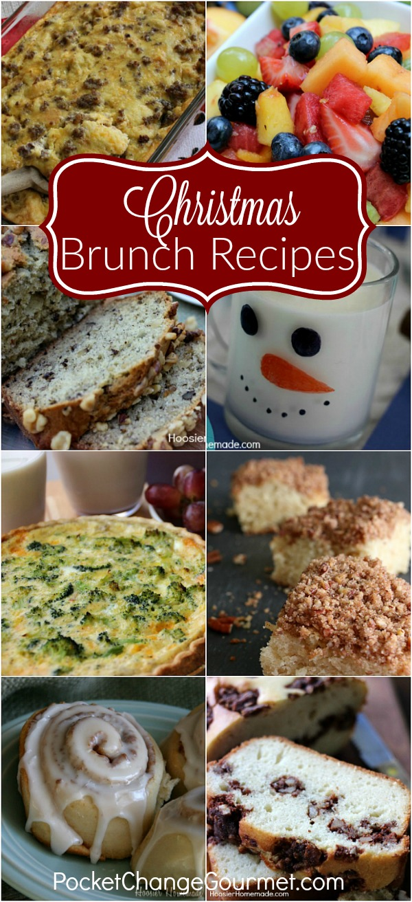 hosting christmas brunch whether its for family or guests doesnt have to be
