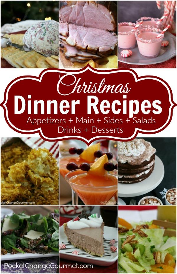 28 best food for christmas buffet christmas buffet for Gourmet dinner menu ideas