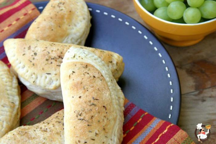 Ham and Cheese Pockets | Recipe on PocketChangeGourmet.com