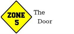 Zone 5 - The Door