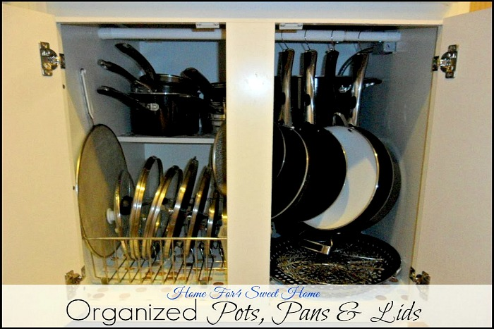 Pots And Pans Storage Ideas To Take Note Of: Tips For Organizing Pots And Pans