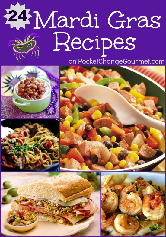 Mardi gras recipe pocket change gourmet mardi gras recipes on pocketchangegourmet forumfinder Image collections