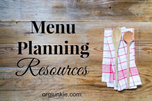 Menu-Planning-Resources