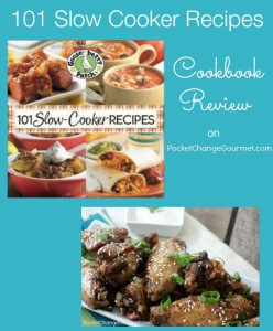 101 Super-Easy Slow Cooker Recipes Cookbook Review