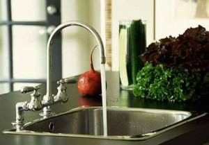 Tips to Conserve Water in the Kitchen