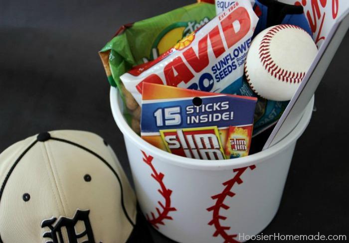 Baseball Bucket