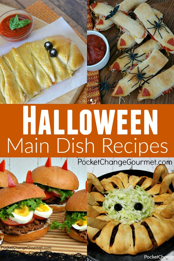 Halloween Dinner Party Ideas.Halloween Party Food Recipes Pocket Change Gourmet