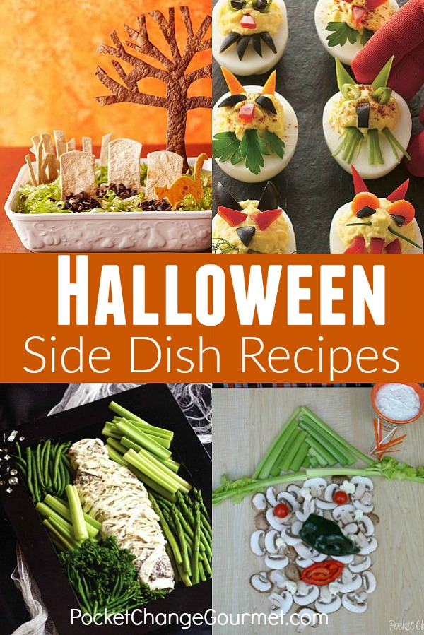 Halloween Themed Birthday Party Food Ideas.Halloween Party Food Recipes Pocket Change Gourmet