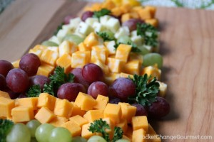Fruit and Cheese Appetizers
