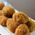 Sweet Potato Cauliflower Fritters Recipe