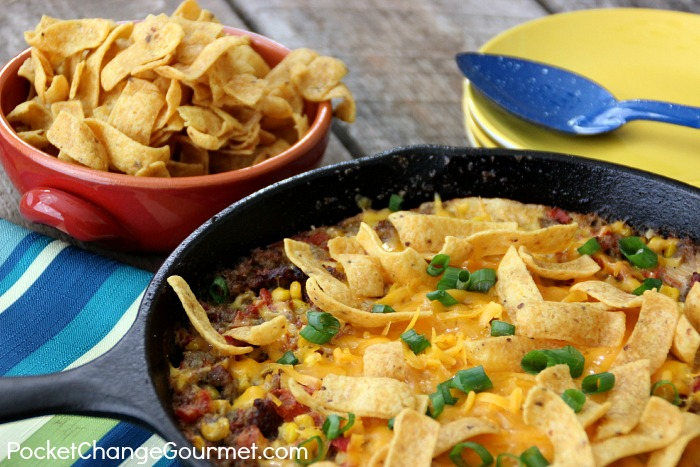 One Dish Mexican Skillet