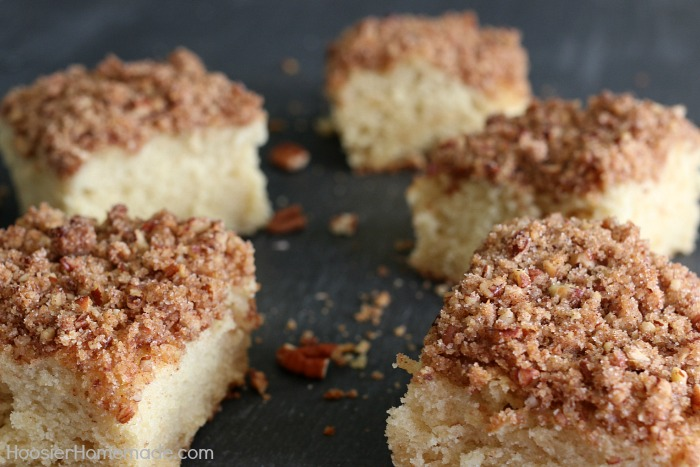 Make Ahead Coffee Cake
