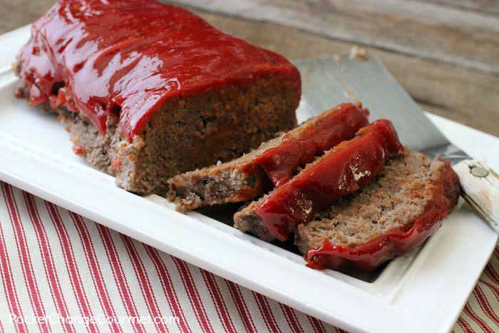 Fast Easy Meatloaf