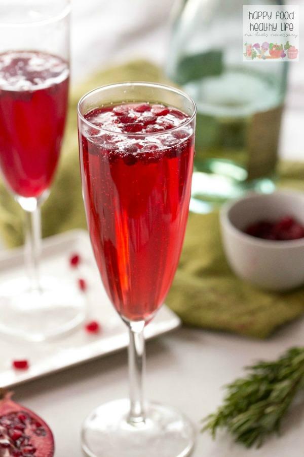 Pomegranate-Mimosa