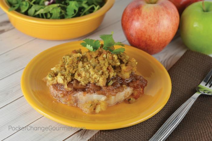 Easy Pork Chop Dinner - 3 ingredients