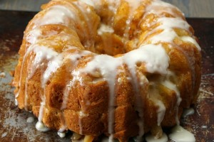 Apple Pie Monkey Bread had the most clicks from last week's Delicious Dishes Recipe Party!