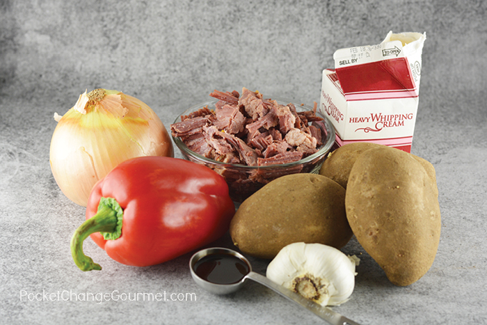 Corned Beef Hash Ingredients
