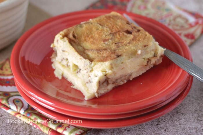 Whether you serve as breakfast, brunch or dinner - this Make Ahead French Toast Casserole will quickly become a family favorite.