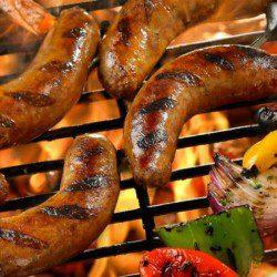 Grilled-Sausage