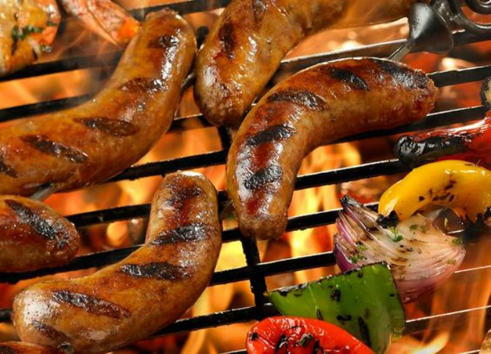 Grilled-Sausage