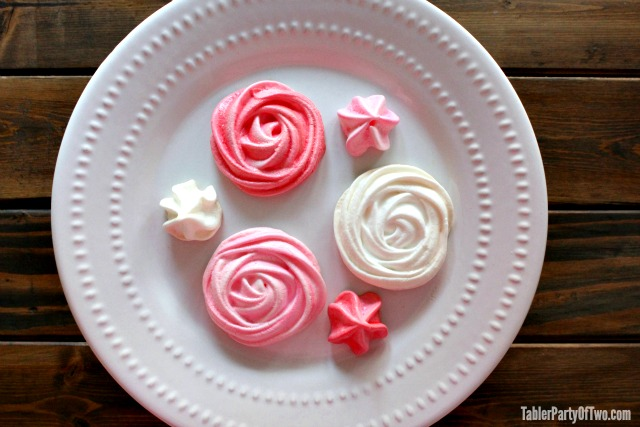 Meringue Cookies from Tabler, Party of Two