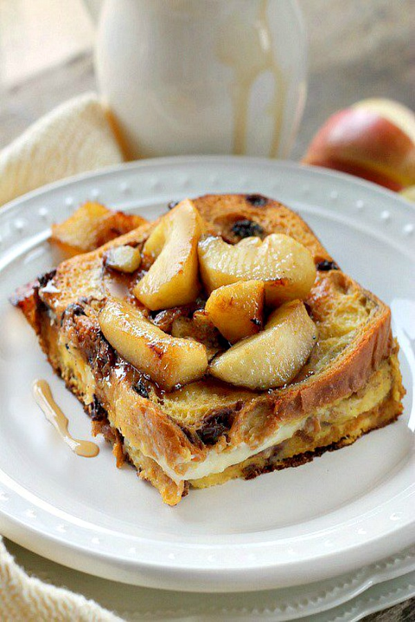 French Toast Casserole from Bunny's Warm Oven.
