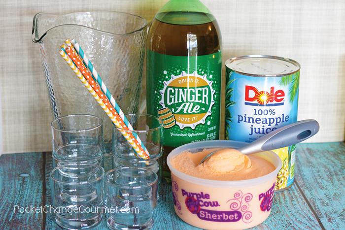 Punch Recipe - 3 ingredients