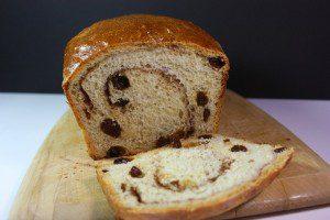 Cinnamon Raisin Bread from Don't Sweat the Recipe