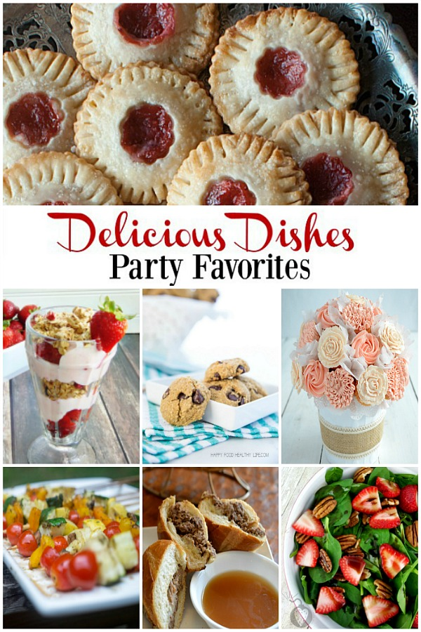 Delicious Dishes Party Favorites from party #16
