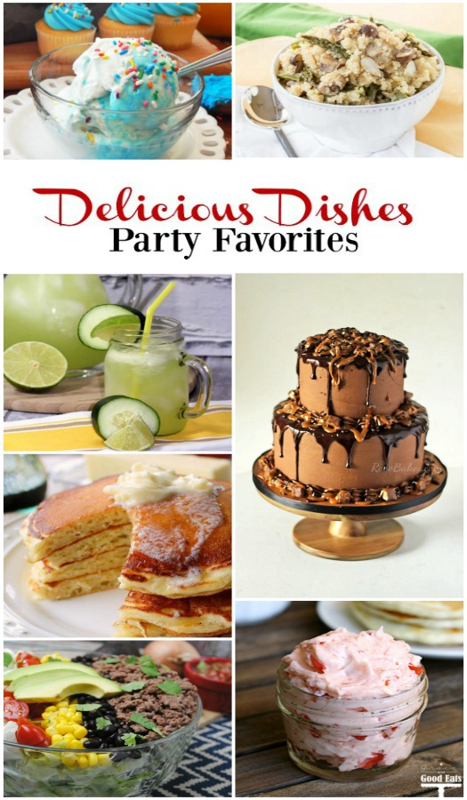 Delicious Dishes Party Favorites #17