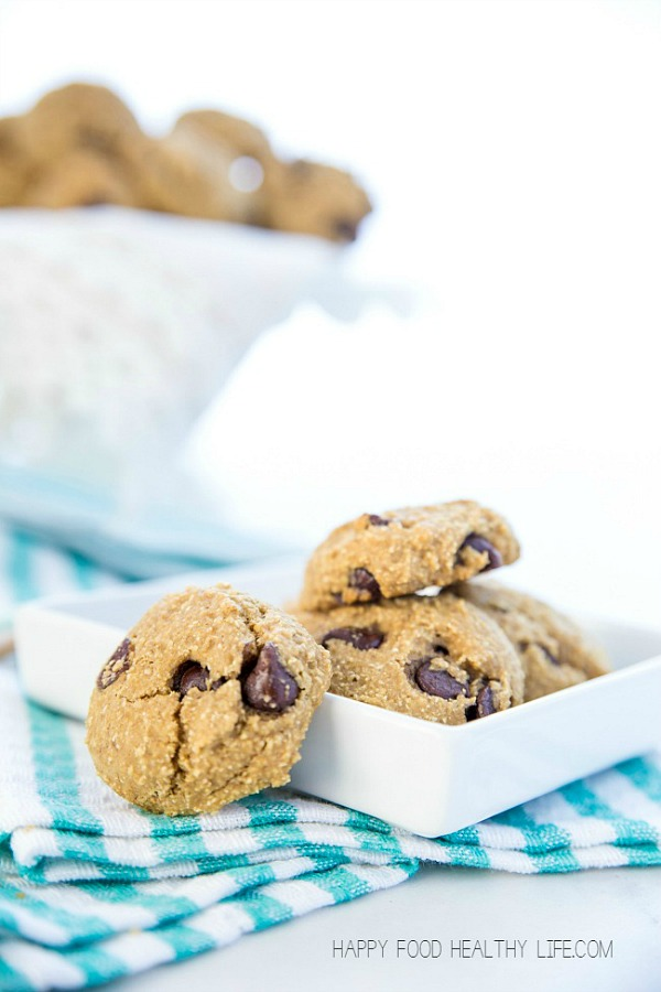 Everything Free Cookies from Happy Food Healthy Life