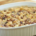 Hearty Apple Baked Oatmeal from Baby Loving Mama