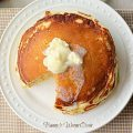 The Best Buttermilk Pancakes Ever from Bunny's Warm Oven