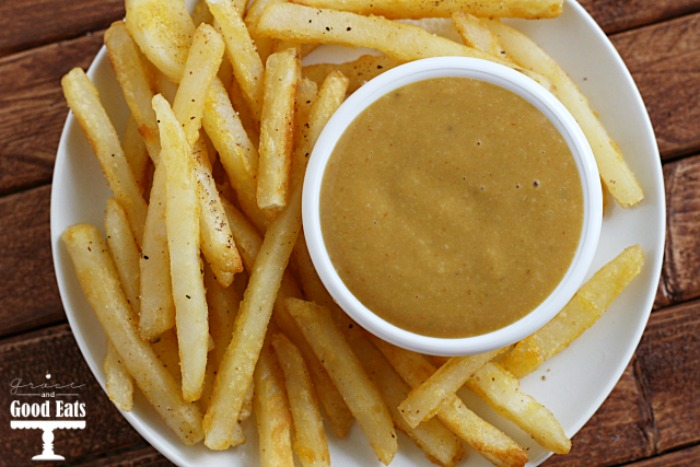 Homemade Fry Sauce from Grace and Good Eats