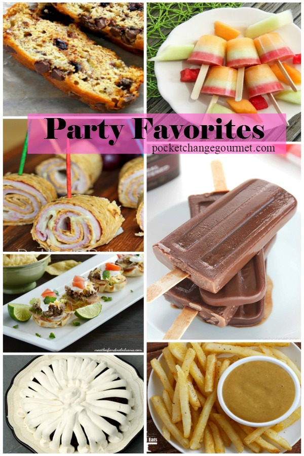 Party Favorites from Delicious Dishes Recipe Party #18