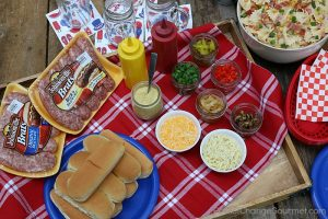 Hosting a Summer Cookout