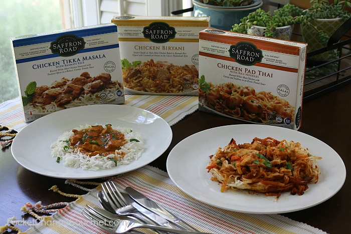 Serve a gourmet dinner at home with these quick and easy frozen entrees!
