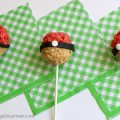 POKEMON GO -- Make these fun treats to share while you are out hunting for Pokemon! They are no bake - the kids can help - and they are super fun to make!!