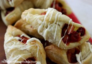 Apple Cranberry Pastries – 25 Days of Holiday Recipes