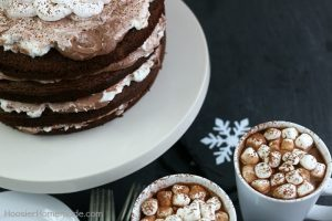 Hot Chocolate Cake – 25 Days of Holiday Recipes