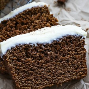 Gingerbread Loaf – 25 Days of Holiday Recipes