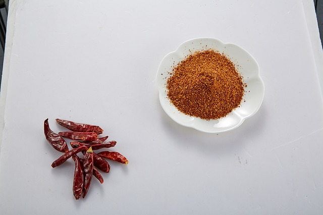 chili powder used to add smoky flavor to clam dip